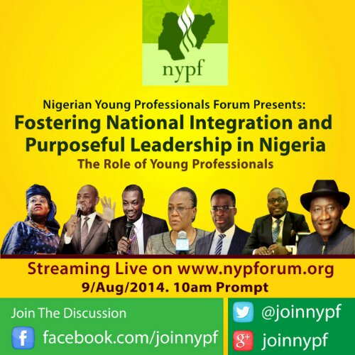 Nigerian Young Professionals Forum International Summit.